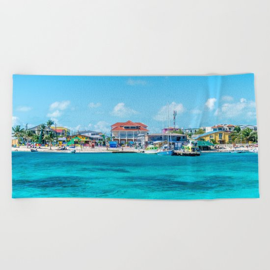 San Pedro Beach Towel