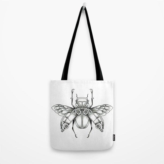Beetle-Beetle Tote Bag