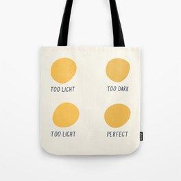 Decisions decisions color dots artwork Tote Bag