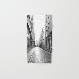 Old Streets Hand & Bath Towel