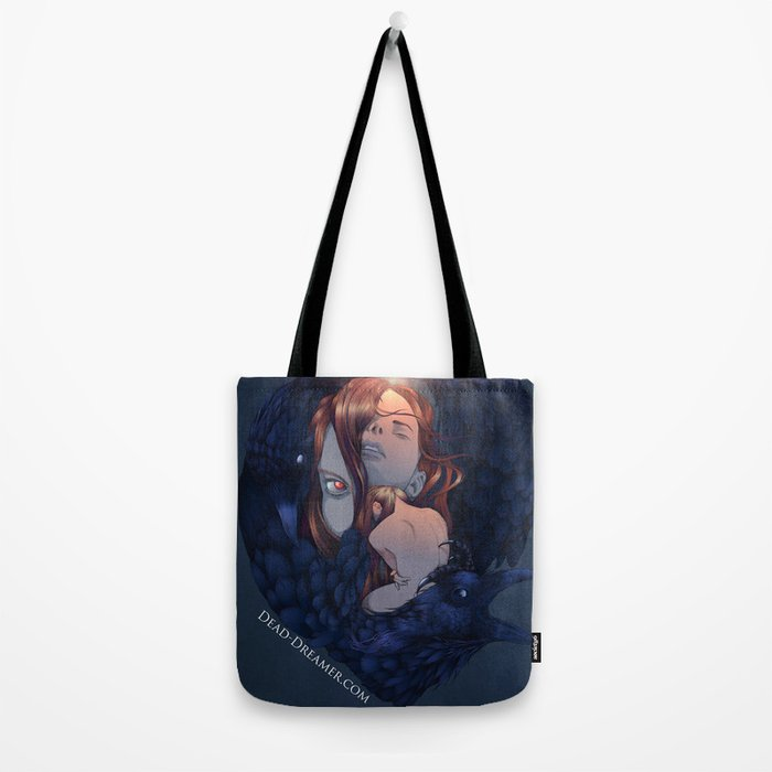To Dream is to Die - Brenna Whit - Colored Tote Bag