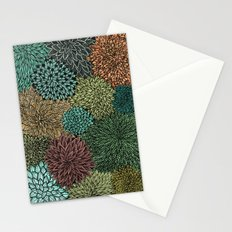 Ink  Pattern No.4 Stationery Cards
