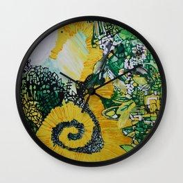Coronet Wall Clock