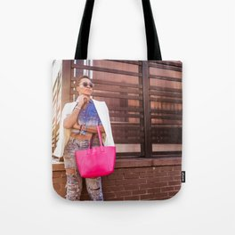 Meatpacking and Fashion Tote Bag