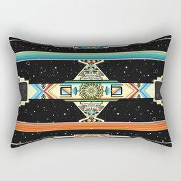 Espacio Serape Rectangular Pillow