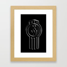 Kenworth 1 Framed Art Print