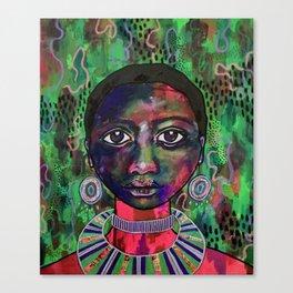 Tishala - Tanzania Canvas Print