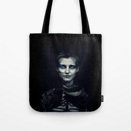 Desert Warrior - Nadja Auermann Tote Bag