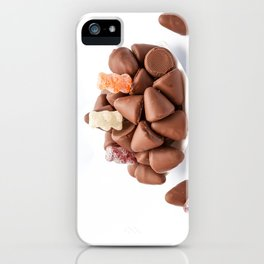 the cuberdons chocolate iPhone Case