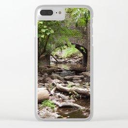 Hike Clear iPhone Case