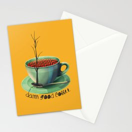 Good Coffee Stationery Cards