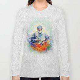 The Art of Medicine Long Sleeve T-shirt