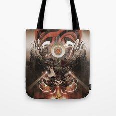 Pyropriest Tote Bag