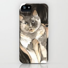Patislene iPhone Case