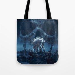 Planet of Doom Tote Bag