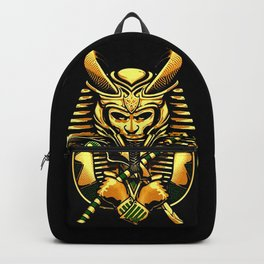 Loki King Of Egypt Backpack