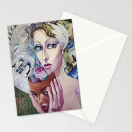 Lady Europe Stationery Cards