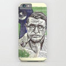 Sartre  - Nothingness Slim Case iPhone 6s