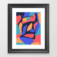 Invigorate Framed Art Print