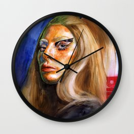 Women In Music Wall Clock