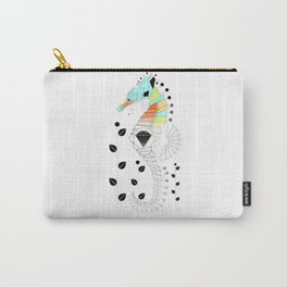 Geoseahorse Carry-All Pouch