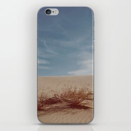 Sand hill iPhone Skin