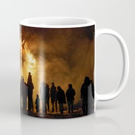Easter full moon - the winter is over Coffee Mug