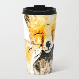 With Love and Fur Travel Mug