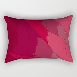 Abstract logo Rectangular Pillow