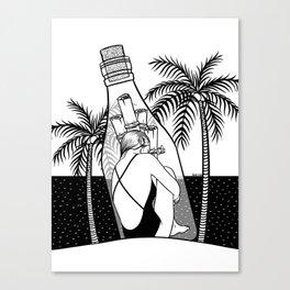 Unsent Messages Canvas Print