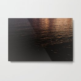 The Sunset After the Storm Metal Print