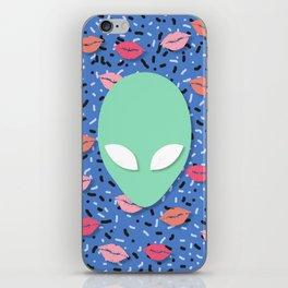 Kiss Kiss iPhone Skin