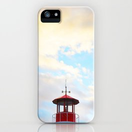 108. Coney's Headlight, New York iPhone Case