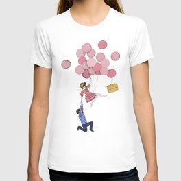 Men kom då! T-shirt
