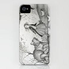 Storms, Bears, Berries, Birds, and Leaflings iPhone (4, 4s) Slim Case