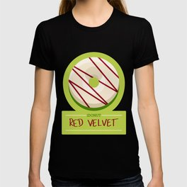1DONUT - Red Velvet T-shirt