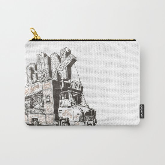 Shopping Truck Carry-All Pouch