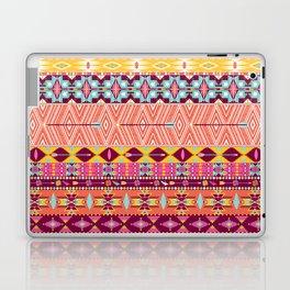 Aztec geometric seamless pattern Laptop & iPad Skin