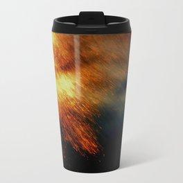 Fiery Travel Mug