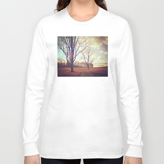 Warmth of Winter  Long Sleeve T-shirt