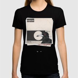His Master's Voice - Magpie T-shirt