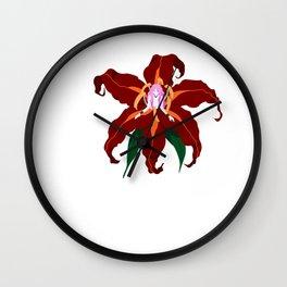 Sailor moon Xenian Flower Wall Clock