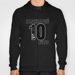 Ibrahimovic 10 Rules Hoody