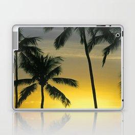 "Sunsets ""Haleiwa Palms"" Laptop & iPad Skin"