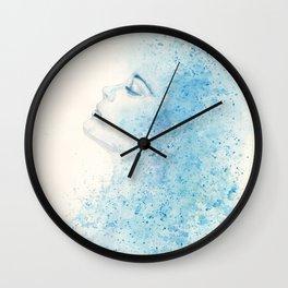 Liquide Wall Clock