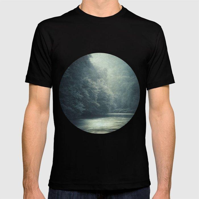 mystery river T-shirt