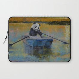 Panda Reflections Laptop Sleeve