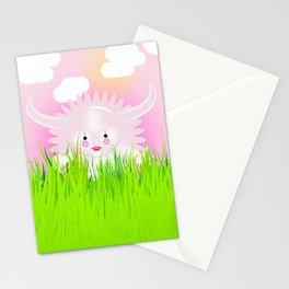 Pinky Milky Stationery Cards