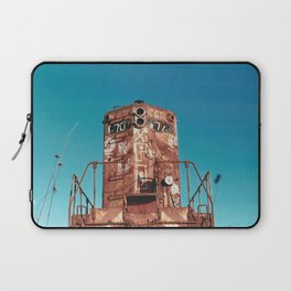 Old Train-Film Camera Laptop Sleeve