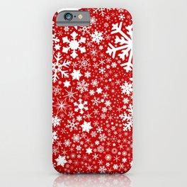 Christmas Blast iPhone Case